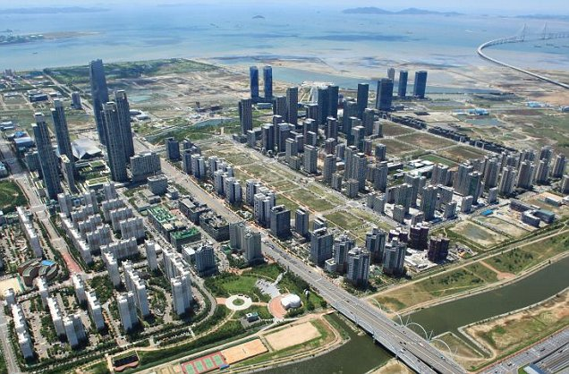 Smart City Songdo