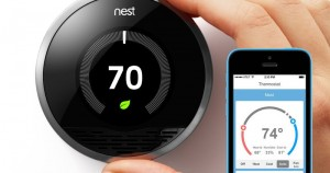 Thermostat connecté intelligent nest dolcevita netatmo
