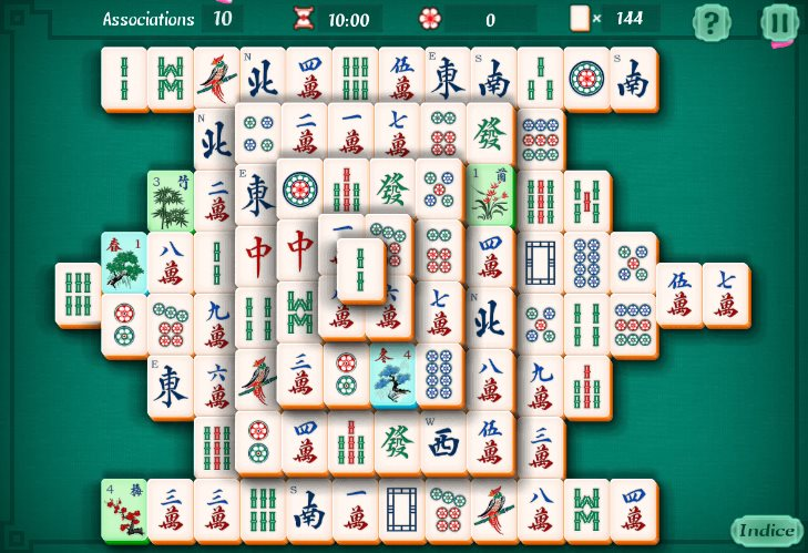 jeu mahjong solitaire netassistant. Black Bedroom Furniture Sets. Home Design Ideas
