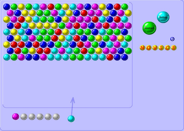 Jeu bubble shooter netassistant - Jeux de poney ville gratuit ...